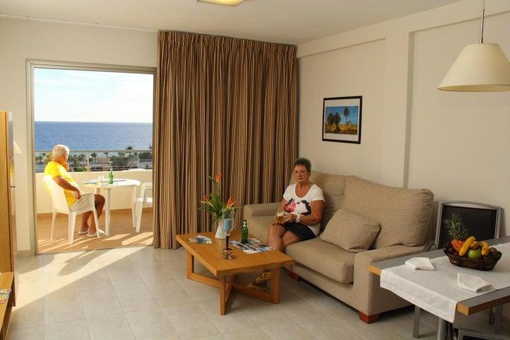 Alameda De Jandia in Jandia, Fuerteventura, Canary Islands