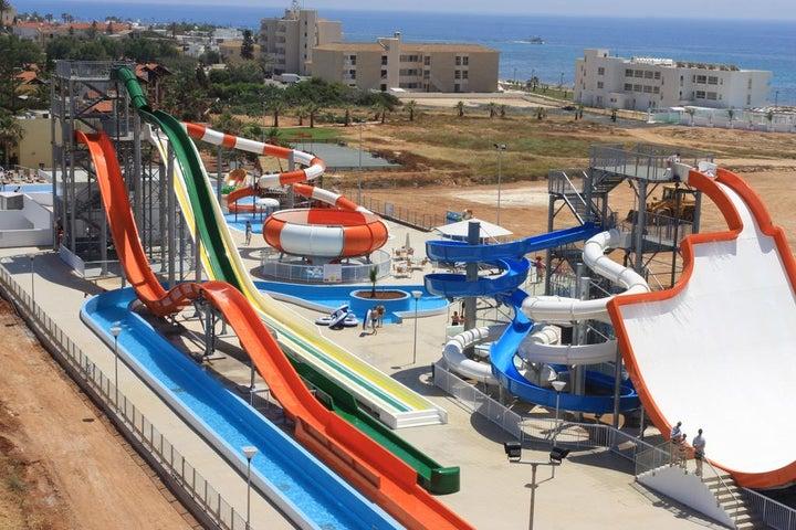 Panthea Holiday Village in Ayia Napa, Cyprus