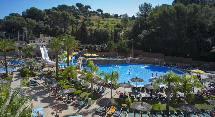 Rosamar Garden Resort in Lloret de Mar, Costa Brava, Spain