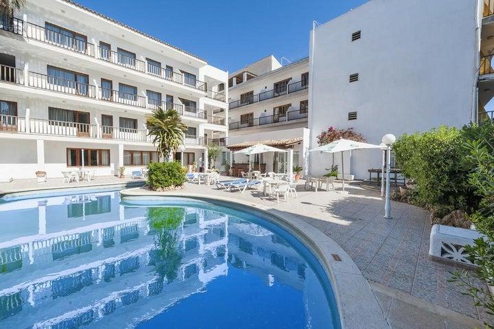 Hostal Casa Bauza in Cala Ratjada, Majorca, Balearic Islands