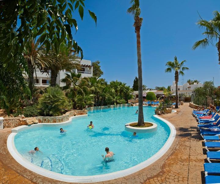 Palia Puerto del Sol Hotel Club in Cala d'Or, Majorca, Balearic Islands
