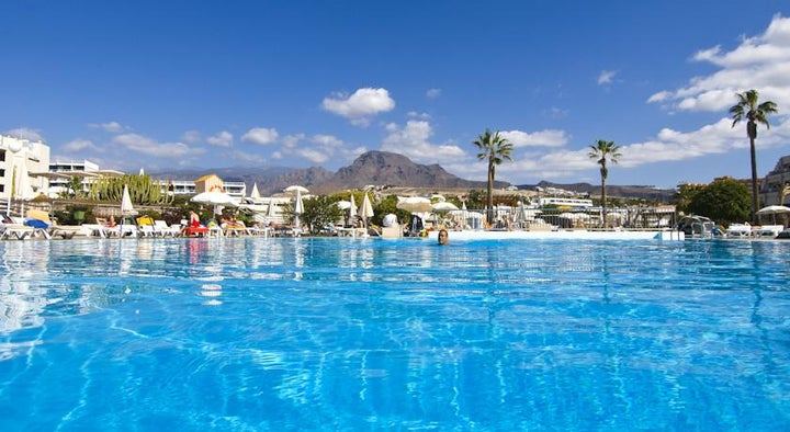 Gala Hotel in Playa de las Americas, Tenerife, Canary Islands