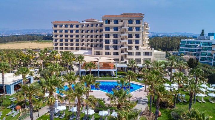 Aquamare Beach Hotel & Spa in Paphos, Cyprus