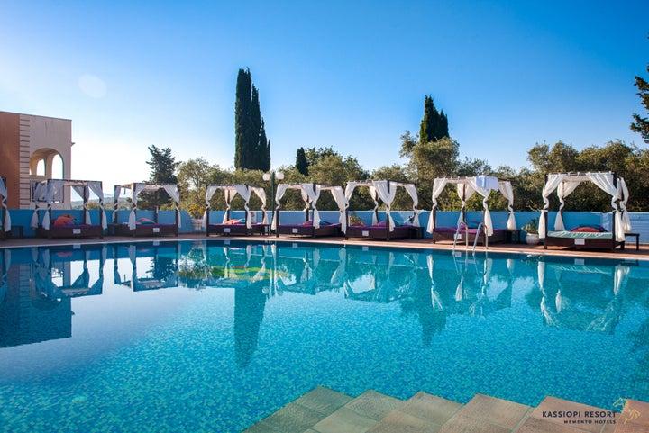 Memento Kassiopi Resort in Kassiopi, Corfu, Greek Islands
