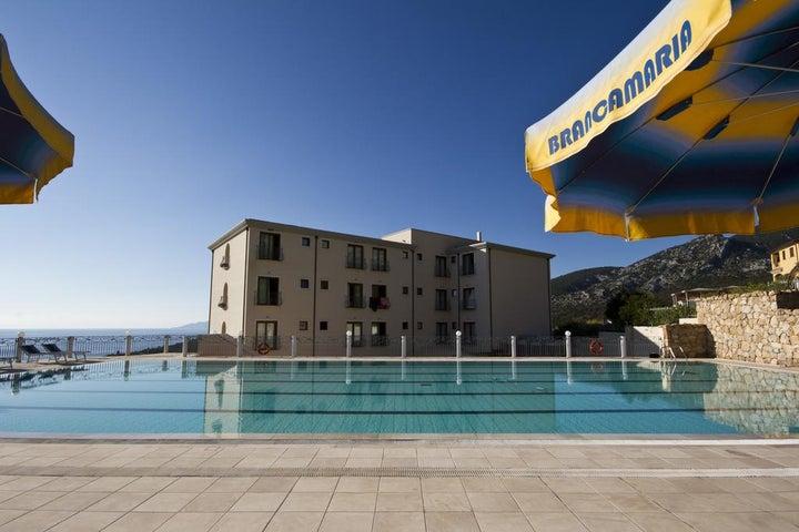 Brancamaria Hotel in Cala Gonone, Sardinia, Italy