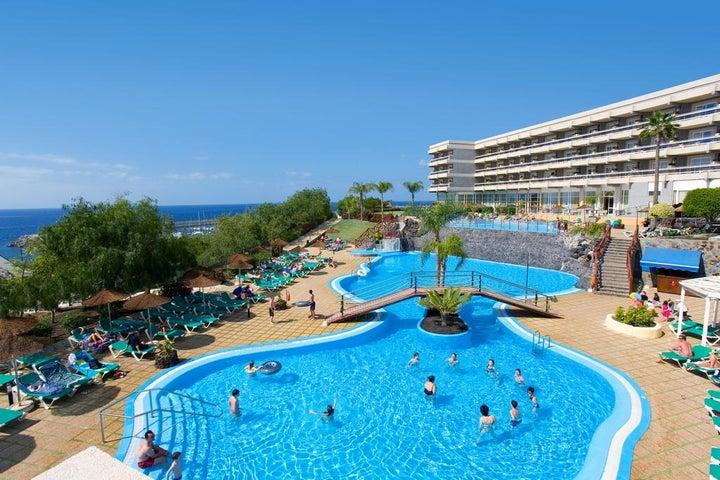 Aguamarina Golf Hotel in Golf del Sur, Tenerife, Canary Islands