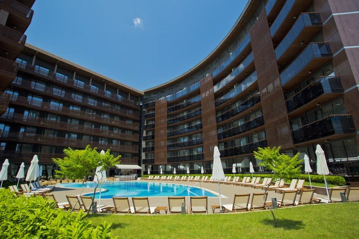 Galeon Residence and SPA in Sunny Beach, Bulgaria