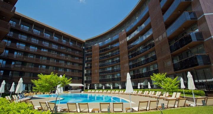 Galeon Hotel Sunny Beach