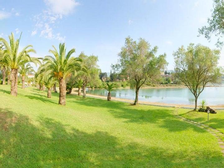Helion Villas and Apartments in Gouvia, Corfu, Greek Islands