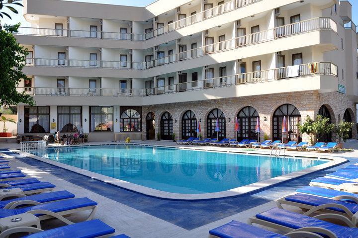Hermes Hotel Marmaris in Marmaris, Dalaman, Turkey