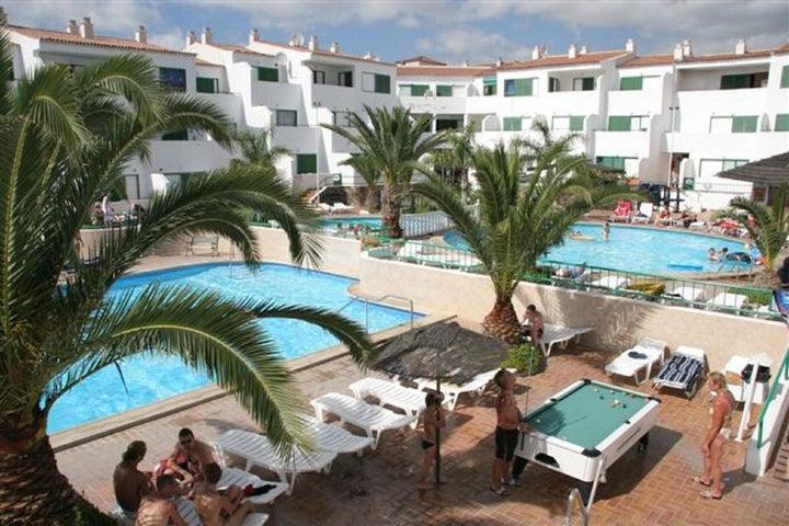 Alondras Park Apartments in Costa del Silencio, Tenerife, Canary Islands