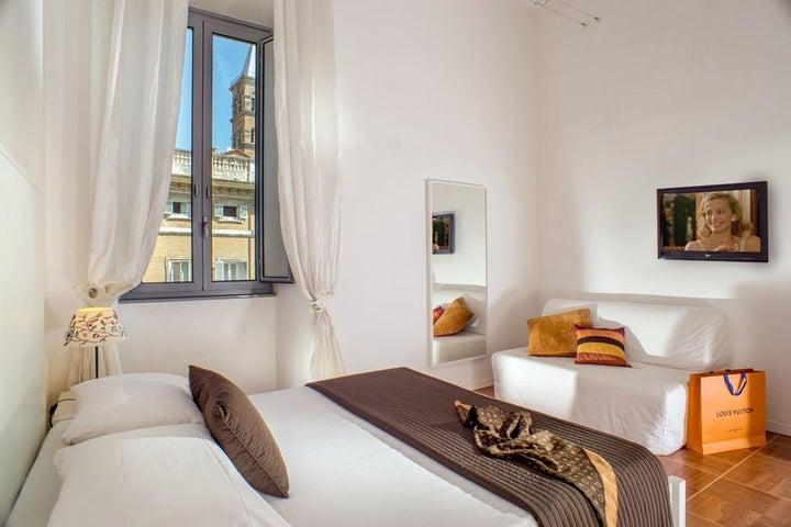 Hotel Domus Liberius in Rome, Italy