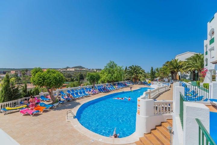 Apartments Holiday Center in Santa Ponsa, Majorca, Balearic Islands