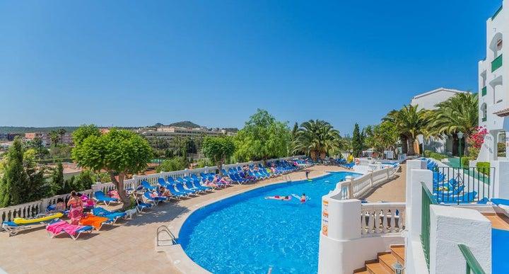 Apartments Holiday Center in Santa Ponsa, Majorca ...