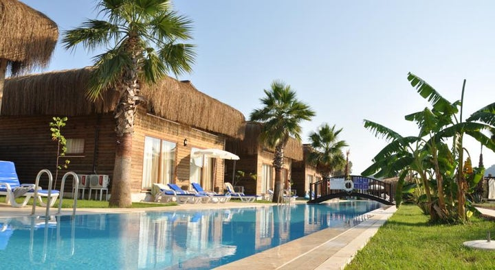 Sahra Su Holiday Village in Ovacik, Dalaman, Turkey