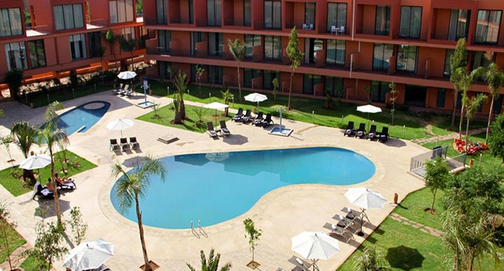 Hotel Rawabi Marrakech Spa