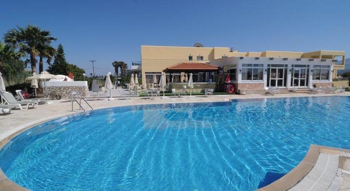 Nefeli Hotel in Lambi, Kos, Greek Islands