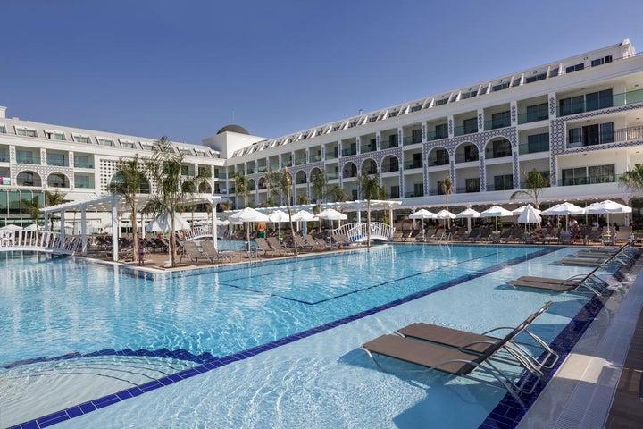 Karmir Resort And Spa in Kemer, Antalya, Turkey