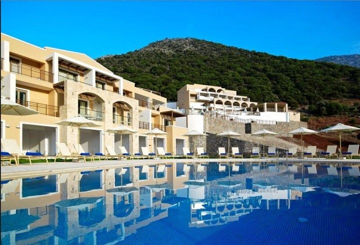 Filion Suites Resort and Spa in Bali (Crete), Crete, Greek Islands
