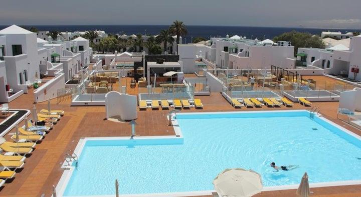 Gloria Izaro Club Hotel in Puerto del Carmen, Lanzarote, Canary Islands