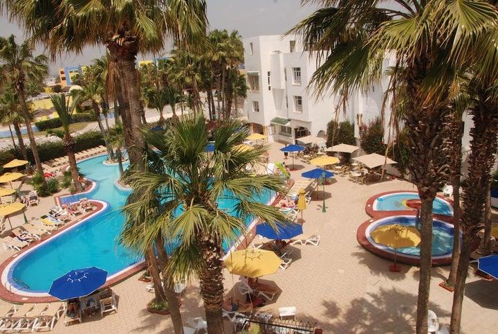 Nesrine in Hammamet, Tunisia