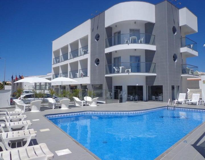 KR Hotel in Albufeira, Algarve, Portugal