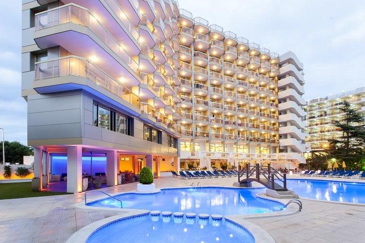 Beverly Park & Spa in Blanes, Costa Brava, Spain