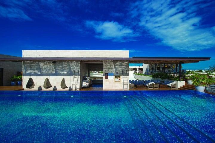 Live Aqua Boutique Resort Playa del Carmen in Playa del Carmen, Mexico