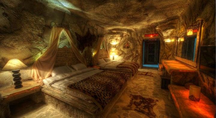 Caves Beach Resort Hurghada Image 26
