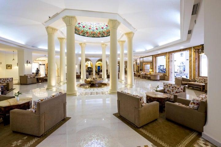Belisaire Hotel in Hammamet, Tunisia