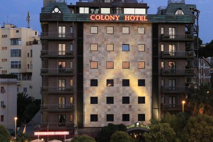 Hotel Colony in Rome, Italy