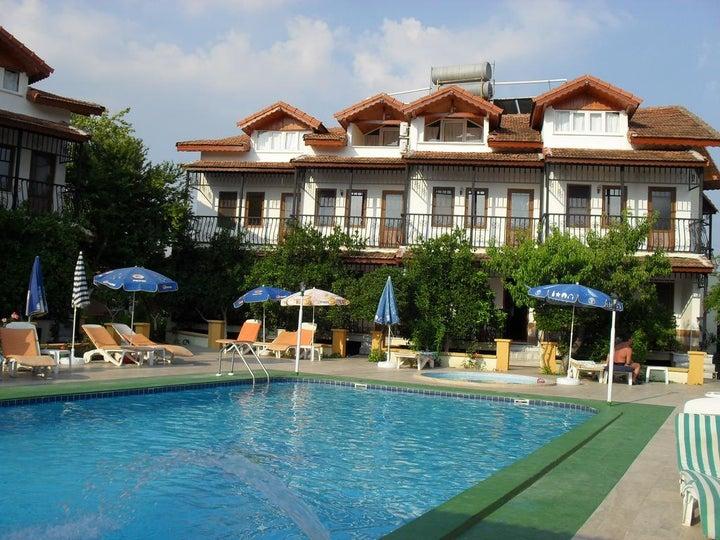 Villa Apartments Ozalp in Dalyan, Dalaman, Turkey