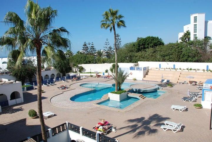 Les Omayades in Agadir, Morocco
