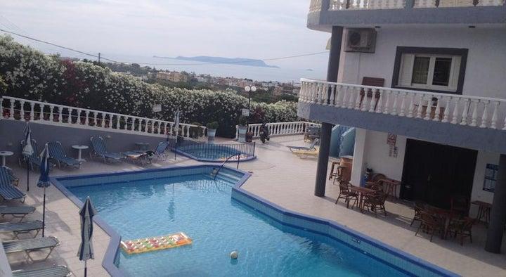 Villa Marina, Anissaras in Hersonissos, Crete, Greek Islands