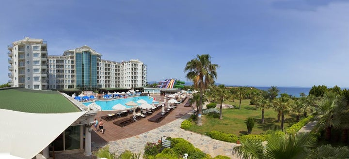 Didim Beach Resort Aqua And Elegance Thalasso Image 31