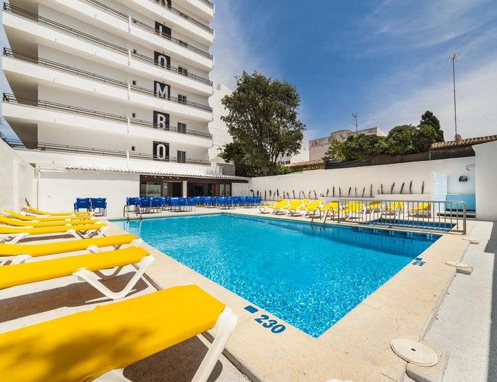 Colombo Mix Hotel in S'Illot, Majorca, Balearic Islands