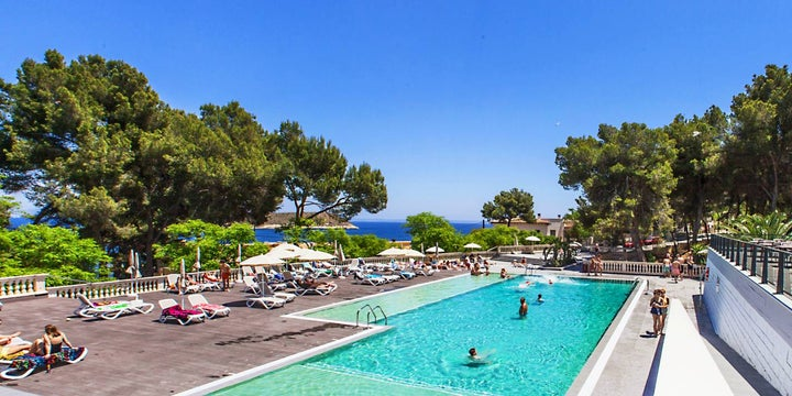 Alua Calvia Dreams (ex. Fergus Resort) in Magaluf, Majorca, Balearic Islands