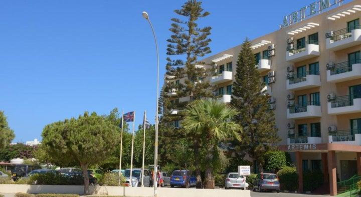 Artemis Hotel Apartments Image 22