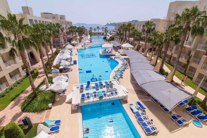 La Blanche Resort & Spa in Turgutreis, Aegean Coast, Turkey
