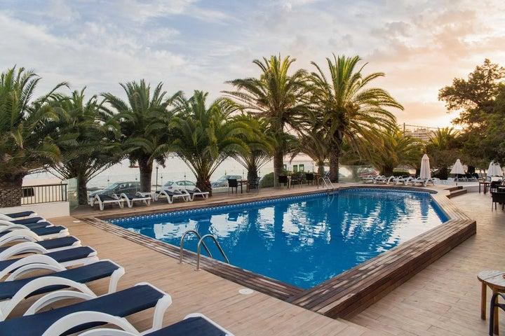 Tagomago Hotel in San Antonio Bay, Ibiza, Balearic Islands