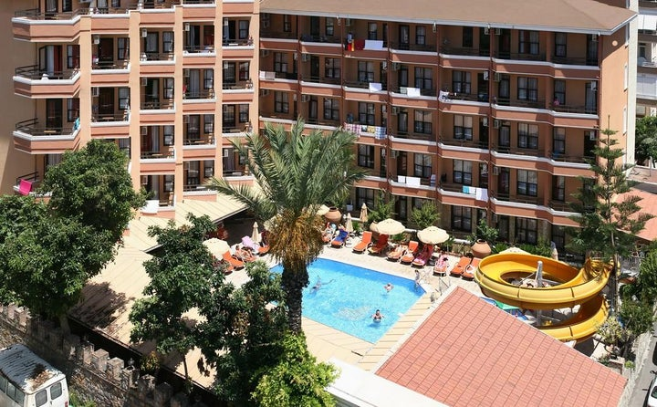 Kleopatra Fatih hotel Image 29