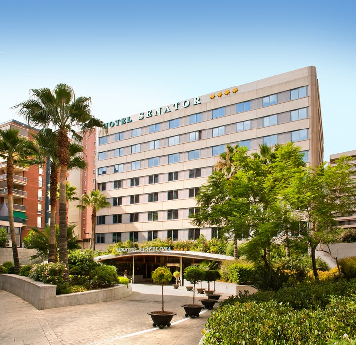 Senator Barcelona Spa Hotel in Barcelona, Costa Brava, Spain