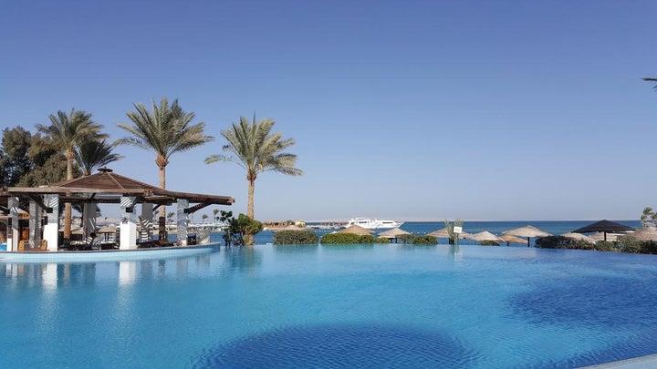 Grand Plaza Hotel in Hurghada, Red Sea, Egypt