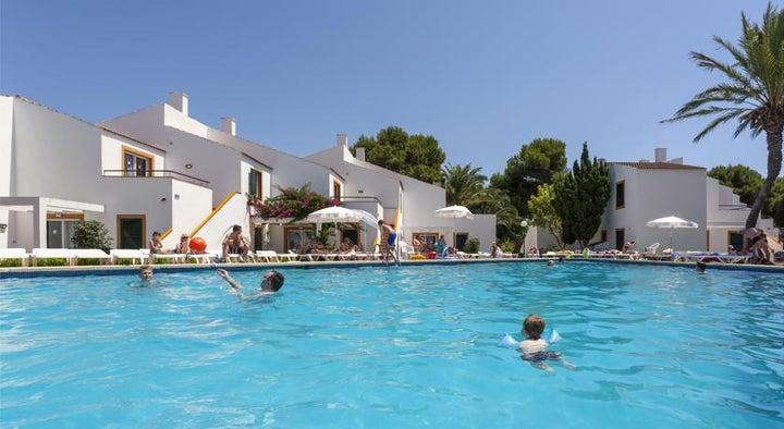 Roc Lago Park in Cala'n Bosch, Menorca, Balearic Islands