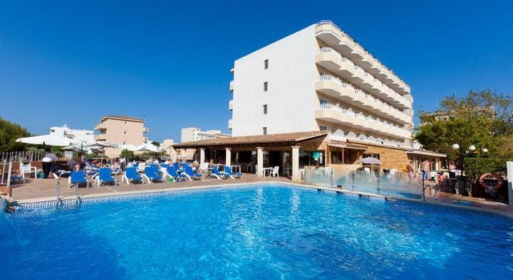 Blue Sea Don Jaime Hotel in Cala Millor, Majorca, Balearic Islands