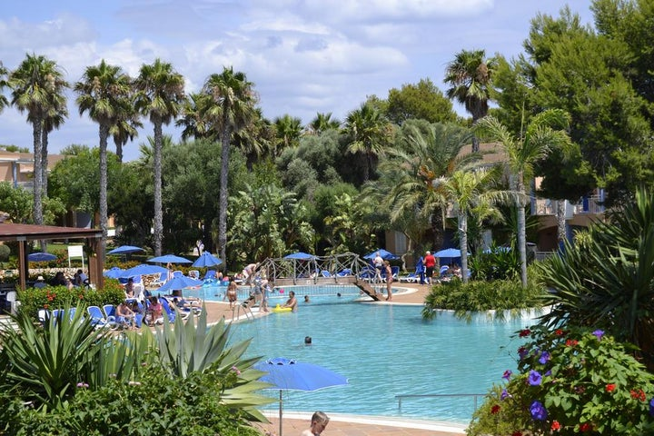 Princesa Playa Hotel in Cala'n Bosch, Menorca, Balearic Islands