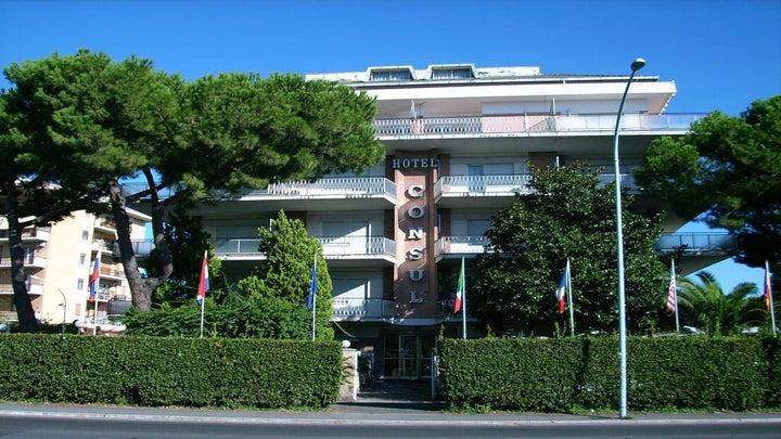 Consul Hotel in Rome, Italy