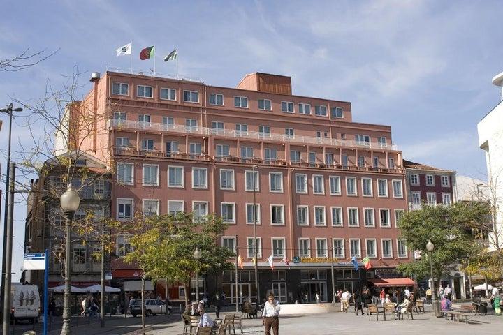 Quality Inn Porto in Porto, North Portugal, Portugal