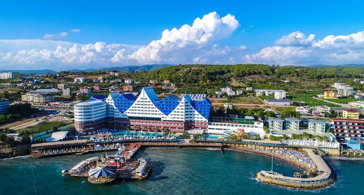 Orange County Resort Hotel Alanya In Alanya Turkey