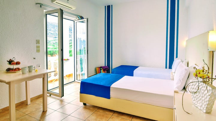 Ibiscus Apartment in Malia, Crete, Greek Islands